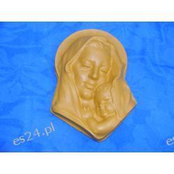 Madonna  z dzieciątkiem  30x18 cm Pozostałe