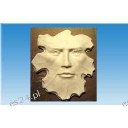 Człowiek liść 1 Figurki