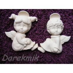 Dzieci- aniołki Figurki