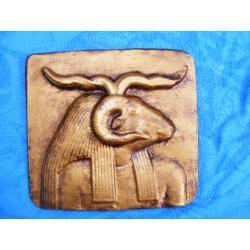Chnum - Egipski Bóg płodności Figurki i rzeźby