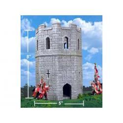 Ośmiokątna wieża Pozostałe