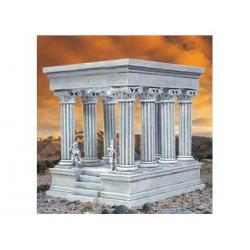 Rzymska świątynia Akcesoria i makiety