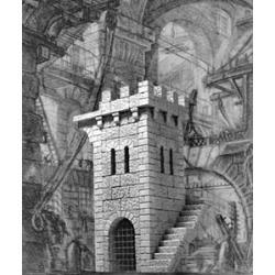 Wieża więzienna NOWOŚĆ Figurki