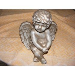Anioł siedzący -duży Pozostałe