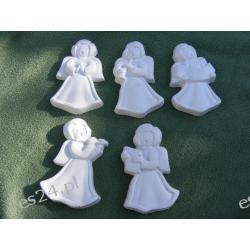 Śpiewające aniołki Figurki