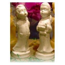 Anielski chór Figurki i rzeźby