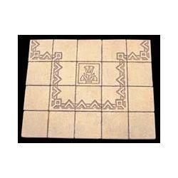 Egyptian Decorative Floor 130 cegiełek Akcesoria i makiety