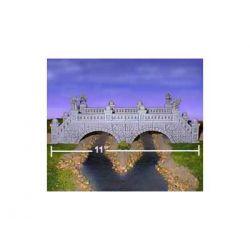 Traveler's Bridge-220 cegiełek Gry
