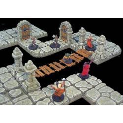Cavern Floor akcesoria po raz pierwszy na allegro Figurki