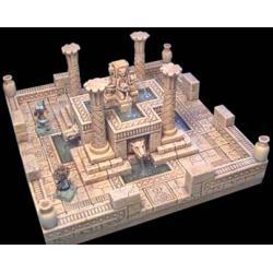 Egipska fontanna  260 cegiełek Pozostałe