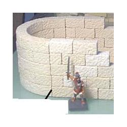Półokrągly mur Pozostałe