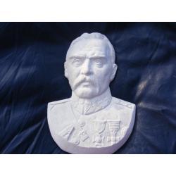 Piłsudski popiersie do powieszenia Rzeźba