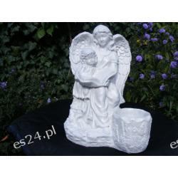 Opiekuńczy duży anioł,aniołek