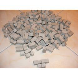 Zwykłe cegły Masy do modelowania