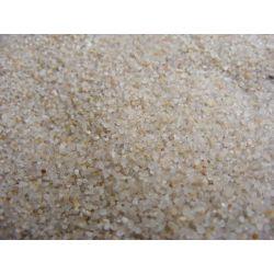 Piasek kwarcowy do piaskowania 0,8-1,2mm Figurki