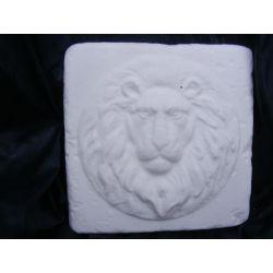 """Płaskorzeżba,relief""""lew"""" Figurki"""