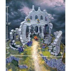 Zniszczona wieża Gry