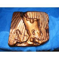 Relief,płaskorzeżba-FARAON Figurki