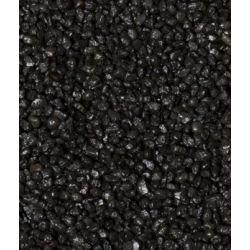 Piasek kwarcowy czarny  do terrarium