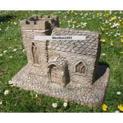 Kościól średniowieczny Akcesoria i makiety