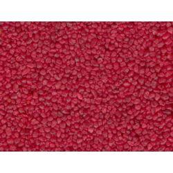 Czerwony żwirek,piasek  1,4-2mm-200gr. Figurki