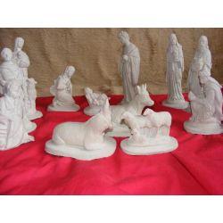 SZOPKA  12 dużych figurek wysyłka gratis!!!!!!!!!! Figurki i rzeźby
