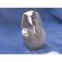 Egipskie popiersie Akcesoria i makiety