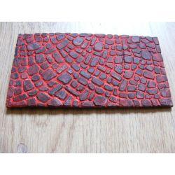 Droga Brukowana 13x7cm.- 10 elementów Figurki