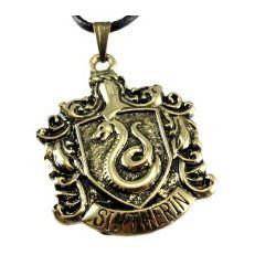 Naszyjnik Hogwart Gryffindor Slytherin Ravenclaw
