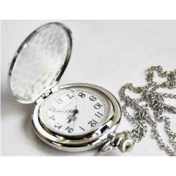 Zegarek Kieszonkowy lub Zawieszany na szyję Antyki i Sztuka