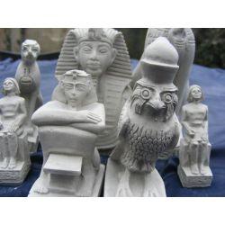 Siedem figurek egipskich Pozostałe