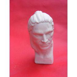 Wiedzmin-popiersie-figurka używana Gry