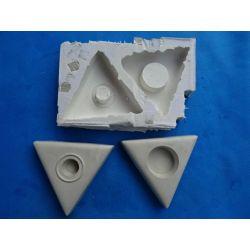 Forma silikonowa -świeczniki Akcesoria plastyczne