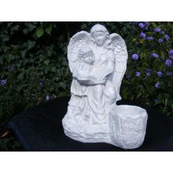 Opiekuńczy,duzy anioł ,aniołek