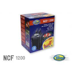 FILTR  AQUA NOVA NCF-1200 ak.400L+gratisy!!!!!!!!!