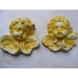 Dwa aniołki Prace ręczne
