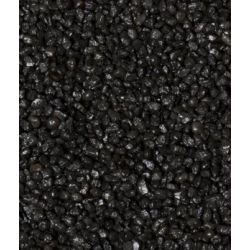 Piasek kwarcowy czarny 1,4-2mm-200gram!
