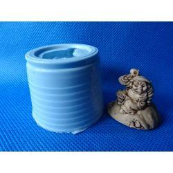 Forma silikonowa Figurki