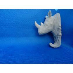 Wieszak nosorożec Ozdobne zawieszki