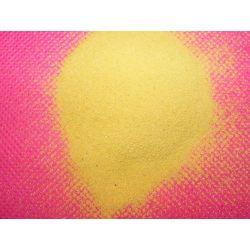 Żółty piasek kwarcowy 0,1-0,3mm-200gram Pozostałe
