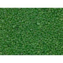 Zielony żwirek kwarcowy 1,4-2mm Masy do modelowania