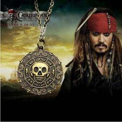 Naszyjnik Azteków-Piraci z Karaibów
