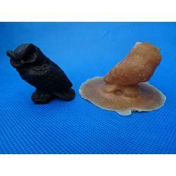 Forma lateksowa-sowa Rękodzieło