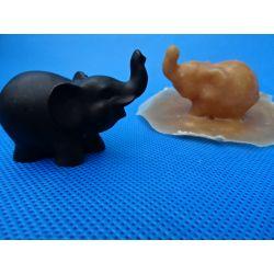 Forma lateksowa-słonik Rękodzieło