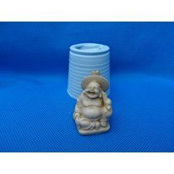 Forma siliknowa-Budda Rękodzieło