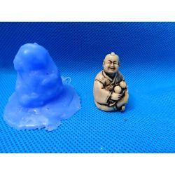 Forma silikonowa-orientalna figurka Rękodzieło