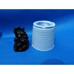 Forma silikonowa-słonik Rękodzieło