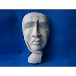 Maska  Teatralna 19x12 cm Filmy