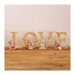 Walentynki love,aniołki literki Ozdoby świąteczne