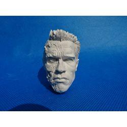 Figurka Arnold Schwarzenegger Rękodzieło